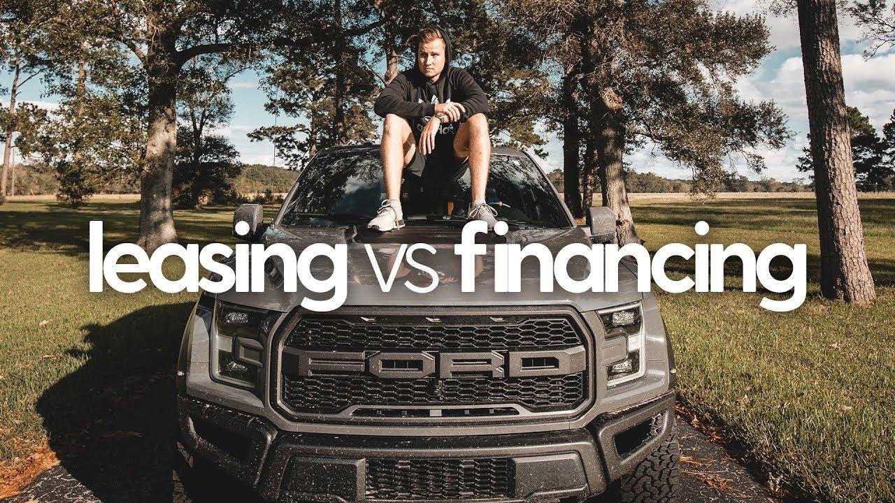 buy or lease vehicle