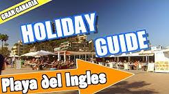 Playa del Ingles Gran Canaria holiday guide and tips