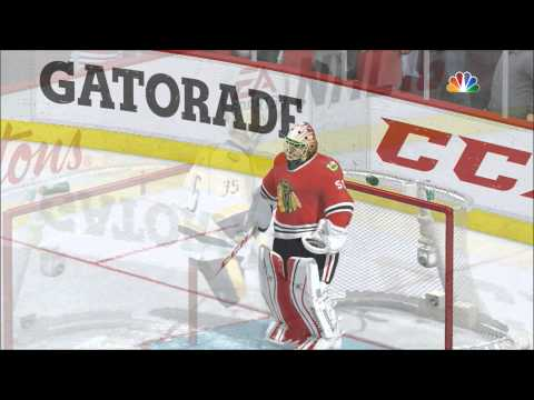 NHL 16 Playoff Atmosphere United Center in Chicago