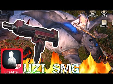 LIFE AFTER Indonesia - UZI SMG Collector Edition - 동영상