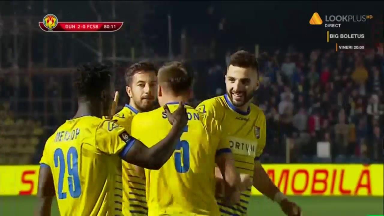 Surpriza la Calarasi! Dobrosavlevici inscrie golul doi! Dunarea Calarasi  - FCSB! Cupa Romaniei
