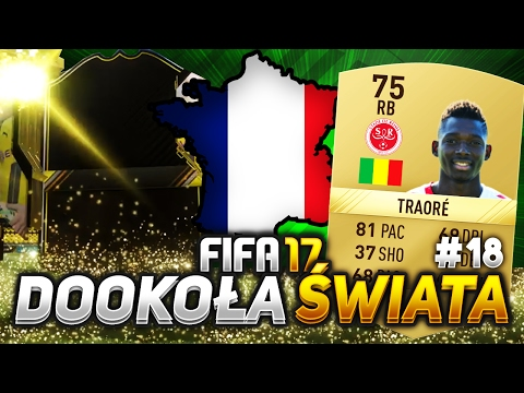 FIFA 17 - Mamy walkout OTW! - PT - Ligue 2 - Dookoła Świata #18
