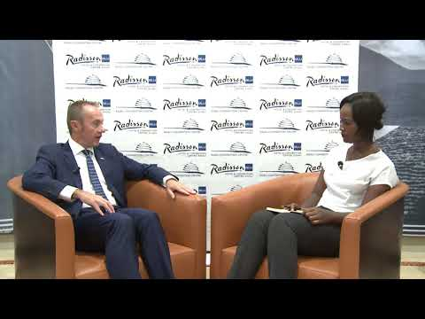 Interview with Carlson Rezidor Vice President for AFrica and Indian Ocean