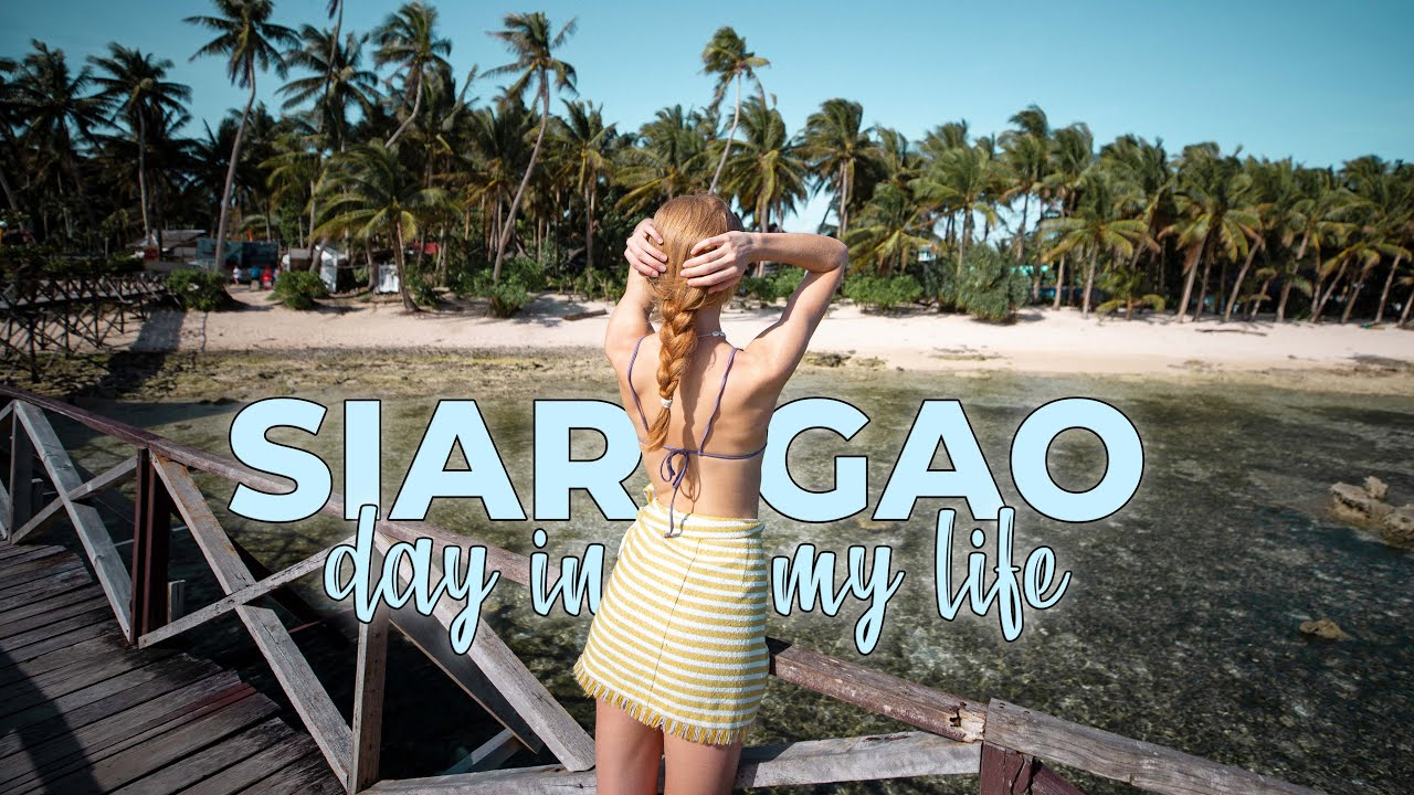 Download FOREIGN GIRLS on SIARGAO ISLAND! the PHILIPPINES BEST island
