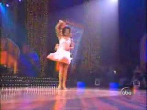 Cheryl Burke w/ Louis & Tony DWTS FAV PERFORMANCES Season 2