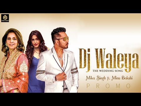 DJ Waleya | The Wedding Song | Mika Singh...