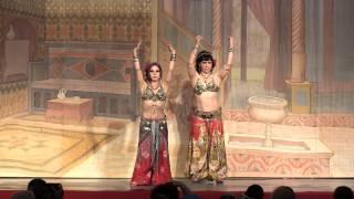 Snake Charmer & The Belly Dancer @ Tribal Fest 15