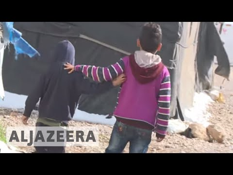 🇱🇧 Syrian refugees: Lebanon's camps worsen in the cold