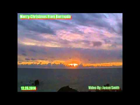 Christmas Day Sunrise, December 25 2014