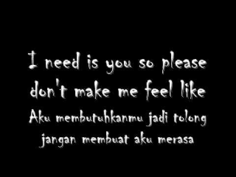 Lirik lagu hate to miss someone