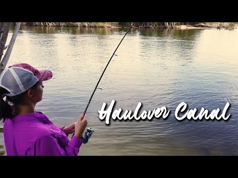 Fishing The Haulover Canal | Mosquito Lagoon