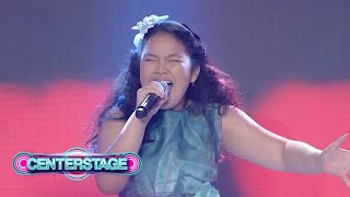 WOW! Colline Salazar is already a pro with her cover of 'Memory' | Centerstage