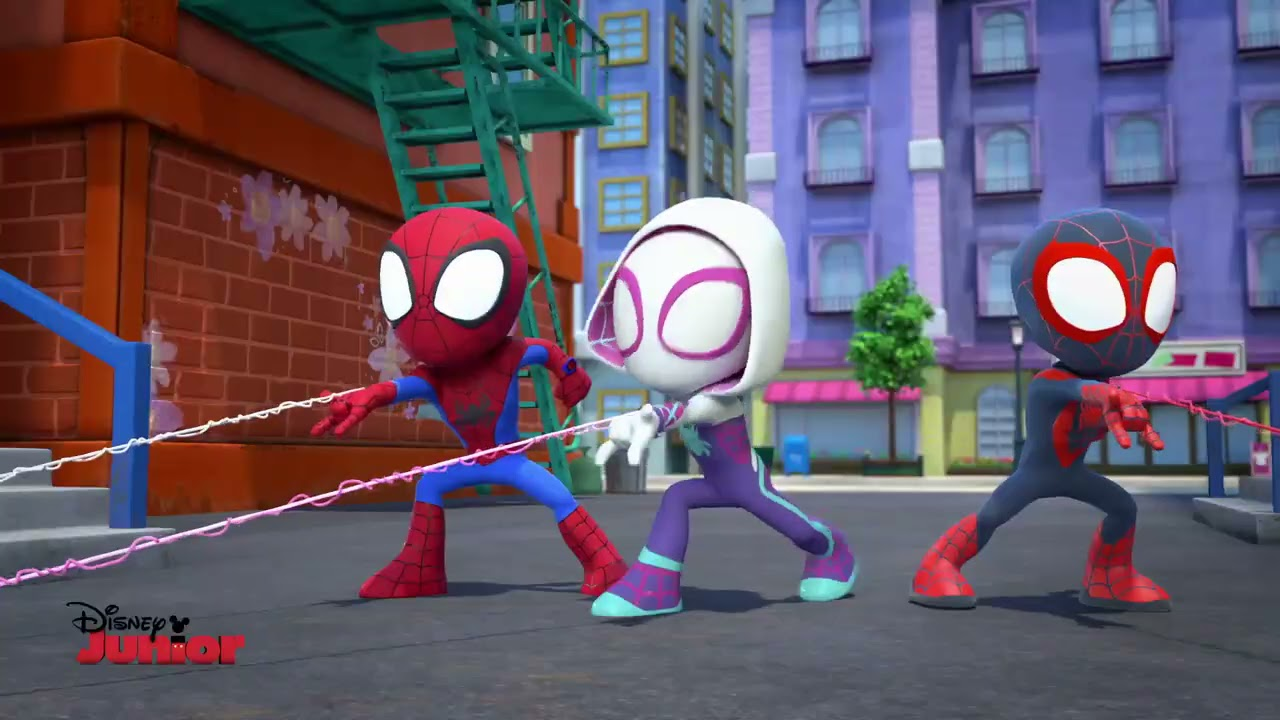 Download Spidey And His Amazing Friends - Sorry Doc Oc, Road Close EXCLUSIVE CLIP