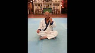 Martial Arts meditation, Muk Nyum
