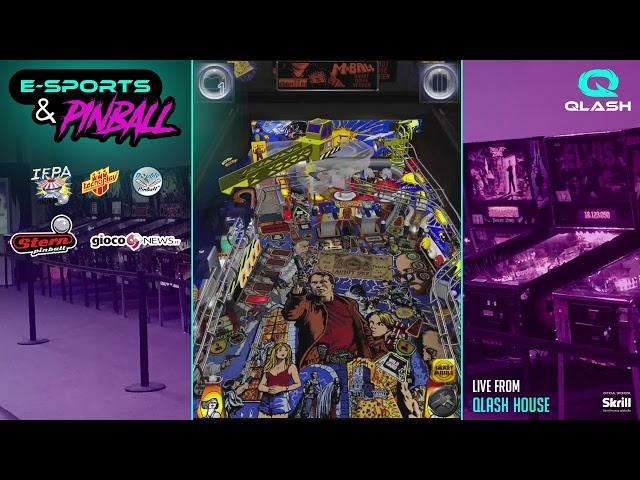 eSports&Pinball: il trailer dell'evento della QLASH House
