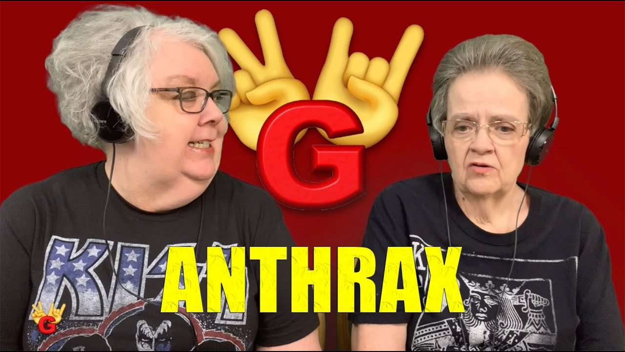 2RG - Two Rocking Grannies Reaction: ANTHRAX - INDIANS