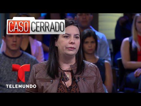 Intercambiadas Al Nacer 👶😒💔  | Caso Cerrado | Telemundo