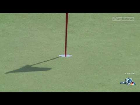HSBC Womens Champions First Round - Shots of the Day