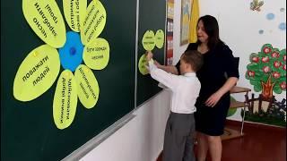 Урок громадянського  виховання у 3 класі