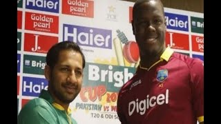 In Graphics: West indies to tour Pakistan for t20 cricket series