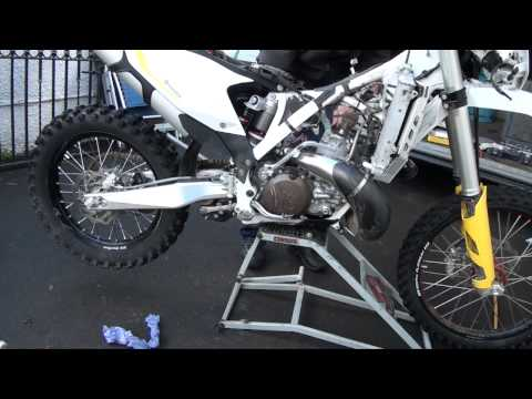 Repeat Hand Brake review + Test | Rekluse clutch (ITA) by