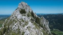 Kleiner Mythen - bin ich dieser Herausforderung gewachsen? Tour zwischen Alpinem Wandern / Klettern