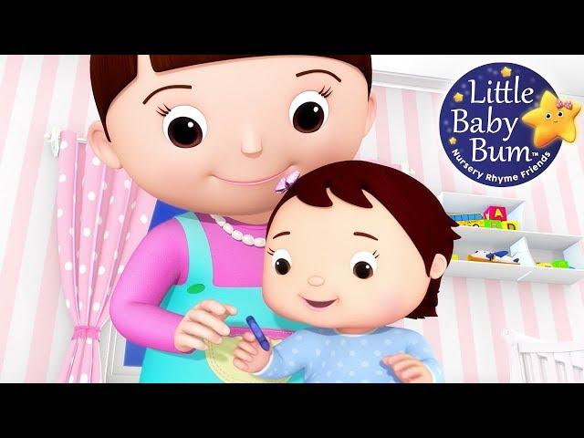 Colors Song   Rainbow Man   Nursery Rhymes   Original Songs By LittleBabyBum!