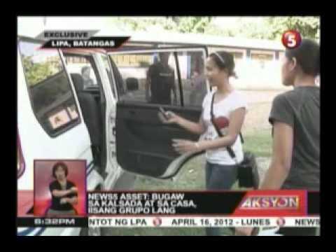 talamak umanong prostitusuon sa lipa, batangas, isinumbong sa news5