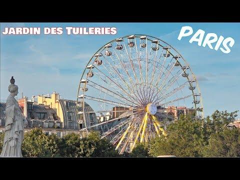 Fête Foraine ; Jardins des Tuileries ; Tuileries Garden ; Grande Roue ; Paname ; Paris ; France
