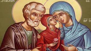 Thánh Gioakim và Thanh Anna, song thân Đức Maria