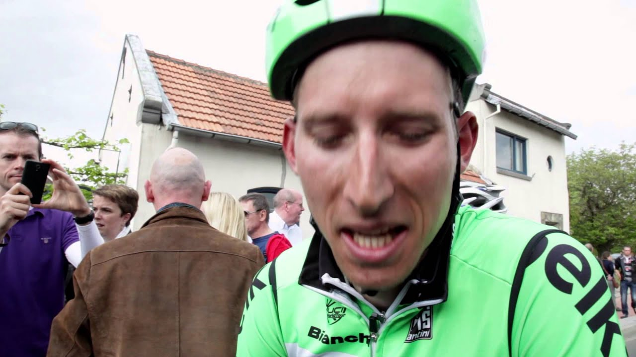 Amstel Gold 2014: Rider Reactions from Belkin Pro Cycling