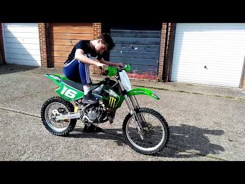 Riding DirtBikes With Reece HRJ VLOGS