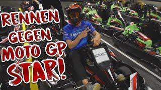 Suzuki Kartcup gegen MotoGP Star!