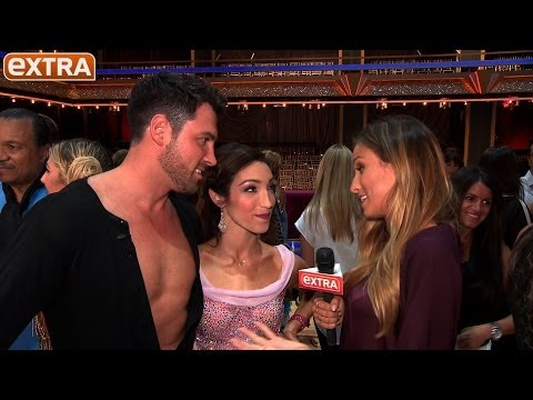 meryl and maks dancing with the stars are they dating