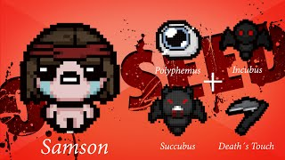 """TBoI: Afterbirth """"OP Seed ! Samson"""" [Ep.21]"""