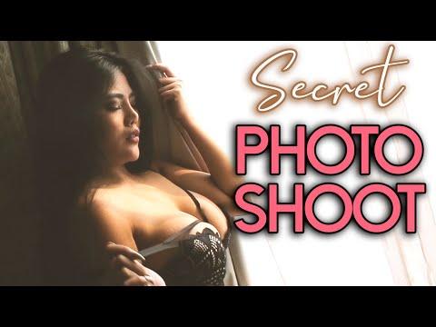 Vita Bella Secret Photoshoot 💋 Behind The Scenes Photoshoot