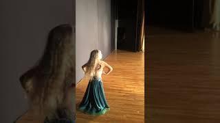 Арина Гореловская. Танец живота. Ориенталь, дети. 2019. 1 место