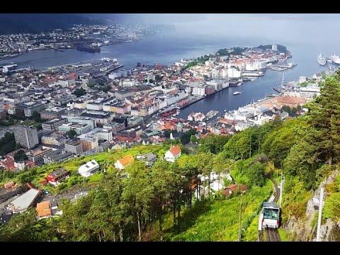 Trip : Oslo – Myrdal – Flåm – Gudvangen – Voss – Bergen