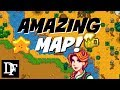 Stardew Valley - Amazing New Map! New Farm!