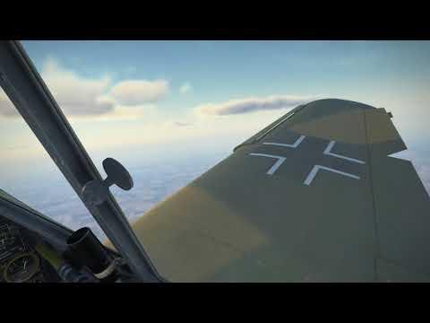 IL 2  Sturmovik  Battle of Stalingrad VR Cockpit Longplay Full Mission
