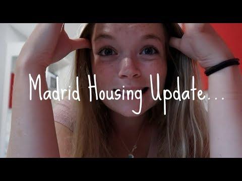 Madrid Housing Update...