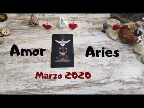 Aries - Amor - Marzo 2020 -Tarot Anika
