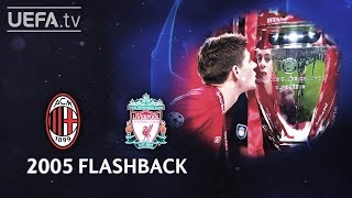 Download Video MILAN 3-3p LIVERPOOL: #UCL 2005 FINAL FLASHBACK MP3 3GP MP4