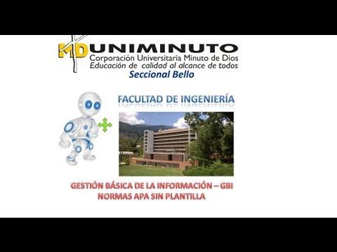 Normas Apa Upel 2012 Download