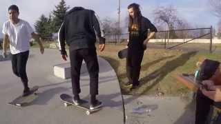 GoProcumentary-Liberty Lake Skatepark: EPISODE 1 ( Matt