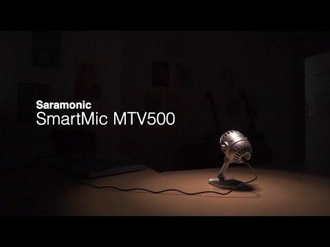 Promote: Saramonic SmartMic MTV500