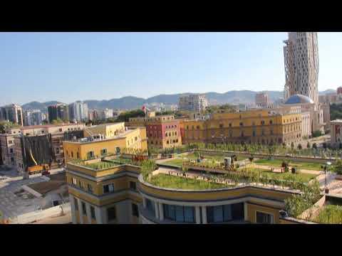 Skanderbeg Square, Albania, Tirana