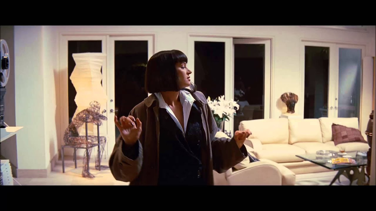 Youtube Pulp Fiction Woman 38