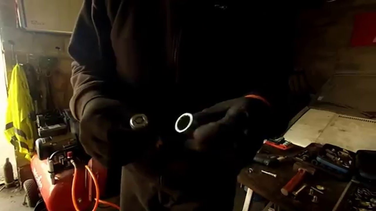 Tuto Sans Clé Avec Écrou Antivol Collerette Type Extraction Volvo RLq54c3Aj