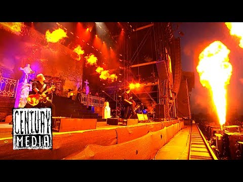 DEMONS & WIZARDS - The Gunslinger (Live at Wacken 2019)